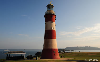 Smeatons Tower Plymouth UK
